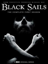 Black Sails - Complete 1st Season (3-DVD)