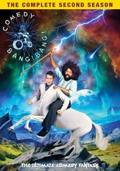 Comedy Bang! Bang! - Complete 2nd Season (4-DVD)