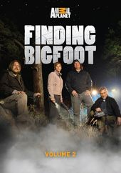 Finding Bigfoot - Volume 2