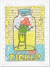 I'm in a Real Pickle - Kitchen Towel
