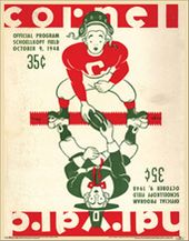 College Football - Cornell vs Harvard - 1948