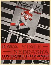 College Football - Nebraska vs Iowa State - 1931