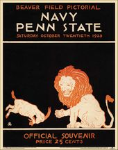 College Football - Penn State vs Navy - 1923