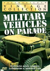 Vintage Collection - Military Vehicles on Parade