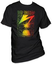 Bad Brains - Rasta Capitol - T-Shirt (Size: Adult