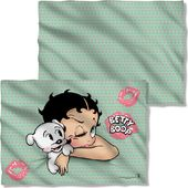 Betty Boop - Goodnight Kiss (Front & Back) Pillow