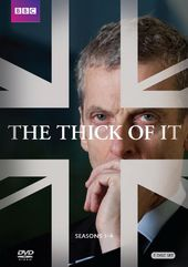 The Thick of It - Seasons 1-4 (7-DVD)