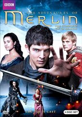 Merlin - Complete 5th Season (4-DVD)