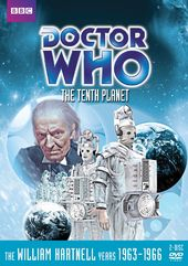 Doctor Who - #029: The Tenth Planet (3-DVD)