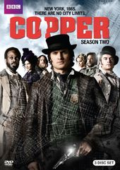 Copper - Season 2 (3-DVD)