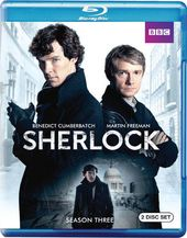Sherlock - Season 3 (Blu-ray)
