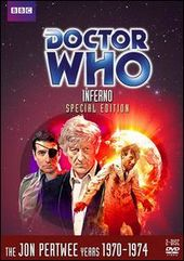 Doctor Who - #054: Inferno (Special Edition)