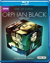 Orphan Black - Season 2 (Blu-ray)