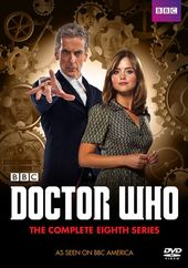 Doctor Who - Complete 8th Series (5-DVD)