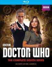 Doctor Who - #242-#252: Complete 8th Series