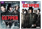Copper - Complete Series (6-DVD)