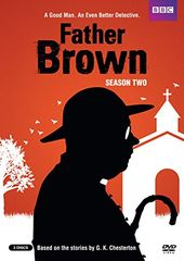Father Brown - Season 2 (3-DVD)