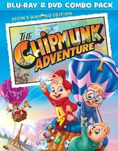 The Chipmunk Adventure (Blu-ray + DVD)
