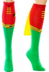 DC Comics - Batman - Robin - Women's Knee High