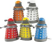 Doctor Who - Dalek - 5-Piece Set of Wind-Up Toys