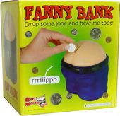 Funny Fanny Bank - Farting Coin Drop Bank
