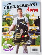 The Grill Sergeant - BBQ Apron