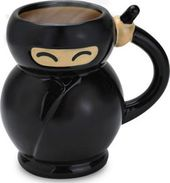 Trust Me I'm a Ninja 12 oz. Ceramic Coffee Mug