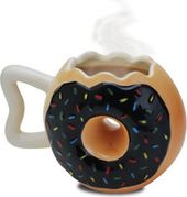 Donut Shaped - 12 oz. Ceramic Mug