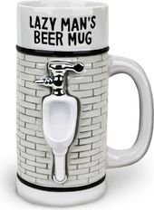 Lazy Man's 28 oz. Beer Mug
