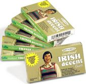 Funny Gum - Instant Irish Accent - 6-Pack