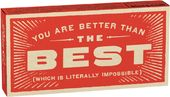 Funny Gum - You Are Better Than The Best