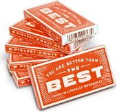 Funny Gum - You Are Better Than The Best 6-Pack
