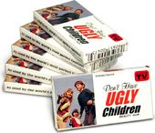 Funny Gum - Don't Have Ugly Children - 6-Pack