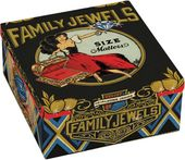 Tin Petite Cigar Box - Family Jewels