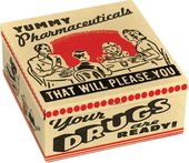 Petite Tin Cigar Box - Yummy Pharmaceutical