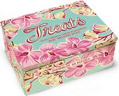 Treats - Tin Cigar Box