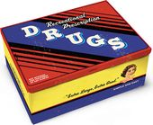 Tin Cigar Box - Recreational Drugs