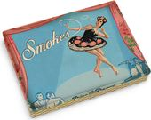 Tin Pocket Box - Smokes