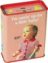 Tin Bank - I'm Savin' Up For A Little Baby!