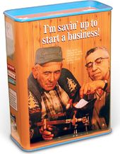 Tin Bank - I'm Savin' Up To Start A Business!