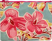 Zipper Pouch - Bring Me Flowers