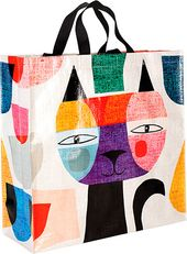 Shopper Tote - Mister Cat
