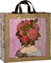 Shopper Tote - Flower Heads