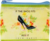 Coin Purse - If The Shoe Fits