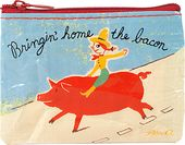 Coin Purse - Bringin' Home The Bacon