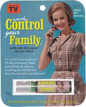 Breath Spray - Control Your Family