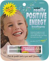 Breath Spray - Positive Energy