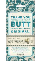 Wet Wipes - Butt's Original