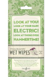 Wet Wipes - Electric!