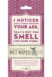 Wet Wipes - Busting Your Ass